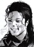 michael jackson by Bring-the-Pain40