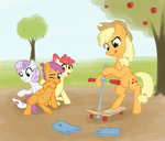 What Friends Are For by Poniker
