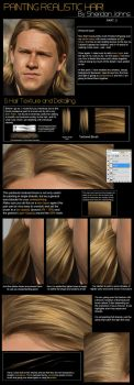 Painting Hair -Part 3: Texture by Sheridan-J