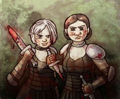 Dragon Age: Who's Next? by sqbr