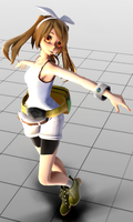 [MMD] Innocent May by Nintendraw