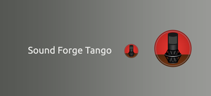 Sound Forge Tango Icon by alexiy777