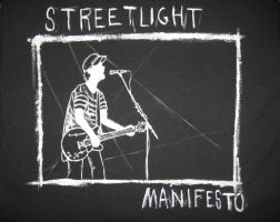 Streetlight Manifesto shirt by lexicongrrl