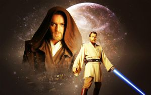 may the Force be with you by Super-Fan-Wallpapers