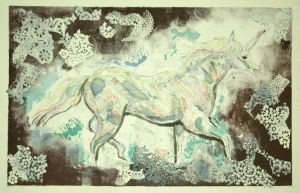 Unicorn 1 by LaurasMuse