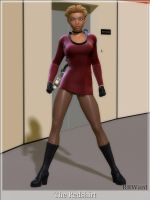 The Redshirt by rrward