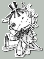 Vodoo Doll Boy by analage