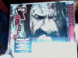 Rob Zombie's new CD by bleedingpyre
