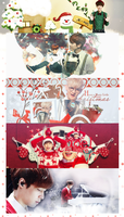 131224/ MERRY CHRISTMAS TO EVERYONE by Emilybbz