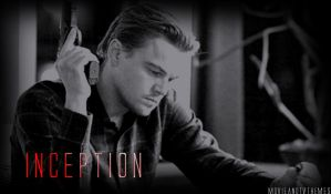 Inception Leonardo DiCaprio / Cobb by RedVirtuoso