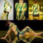 Bodypainting No. 1 by Dinoforce