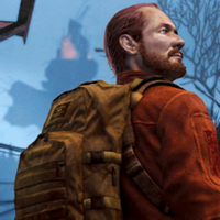Resident Evil: Revelations 2 - Barry Burton Icon by TheARKSGuardian