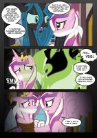 Classic Cadance p3 by radiantrealm