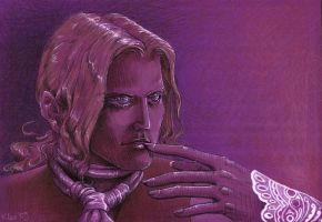 Lestat by Anchefanamon