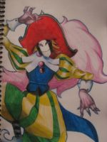 Peten the dark clown by TheGaboefects
