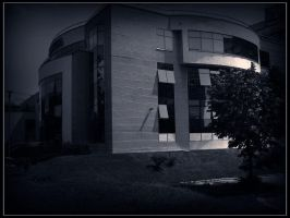 commercial building by danamis