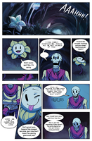 Flowey Is Not a Good Life Coach - Chap. 3, page 6 by fluffySlipper