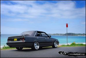 Beach Nissan Skyline Passage by Clinton-Hatfield