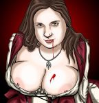 Maiden Vamp by drawsdirtypictures