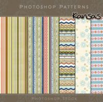 Kansas - Photoshop Patterns by photoshop-stock