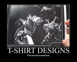 700th Deviant: T-Shirt design? by Onikage108