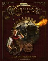 CC (2nd Ed/1st Ep) - Front Cover Illustration by PennyGaffPublishing