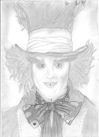 the mad hatter by charissa1996