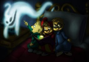 Ghosts Are Real by BoredStupid100