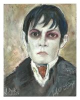 Barnabas Collins by AndrewLaFish-Arts