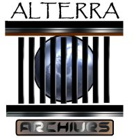 Logo for Alterra Archives by TRALLT