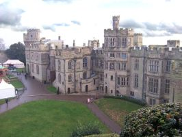 Warwick Castle by sparkle1234