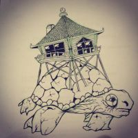 house turtle by adamde123