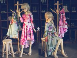 5th Atelier: Duo Flora by Ylden