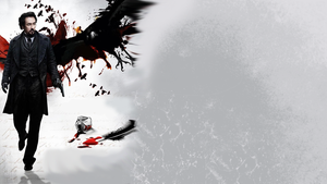 The Raven #2 Wallpaper by DraconicaLT