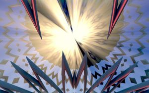 Golden rays- Pong - 67 by Topas2012