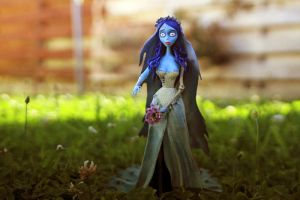 Emily - Corpse Bride. by sayra