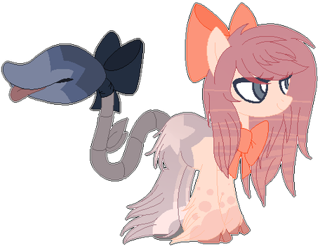 [auction] plant tail pone adopt #2 [closed!!] by lapithyst