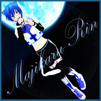 .:CyberNight-ID:. by Majikaru-Rin