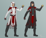 Assassin Robes - Desmond by Artema