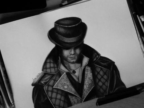 Jacob Frye, Assassin's Creed: Syndicate by anabdero