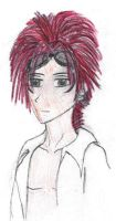 Colored - Redheaded Turk Boy by ravenqueen22