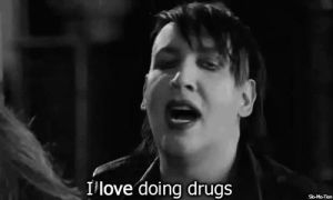 Marilyn Manson Gif by CrashQueen1