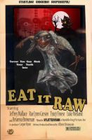 Alt-Eat it Raw Poster by Drawson