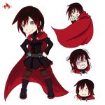 Ruby Rose by ignismagius