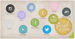 Social networks by Andie-Mikaelson