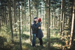 Love in the Woods by Freggoboy
