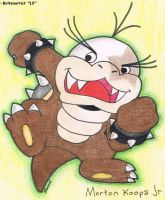 Morton Koopa jr by Boltonartist