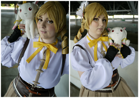 Mami Tomoe: A Dangerous Deal by DMinorDucesa
