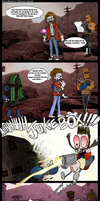 Alchestbreach Holloween Special Comic by Ran2Chaos