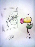 Reflectictive Bellsprout by zmorphcom